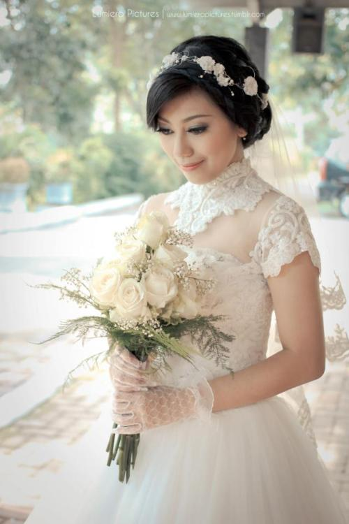 my wedding bolero by Klambi