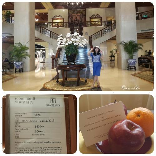 Grand Lapa Hotel ***** - Macao